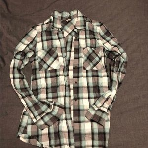 Rip Curl flannel. Like new!
